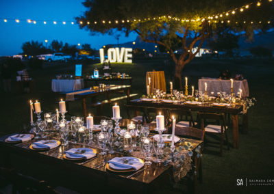 Under the Stars Outdoor Wedding Venue