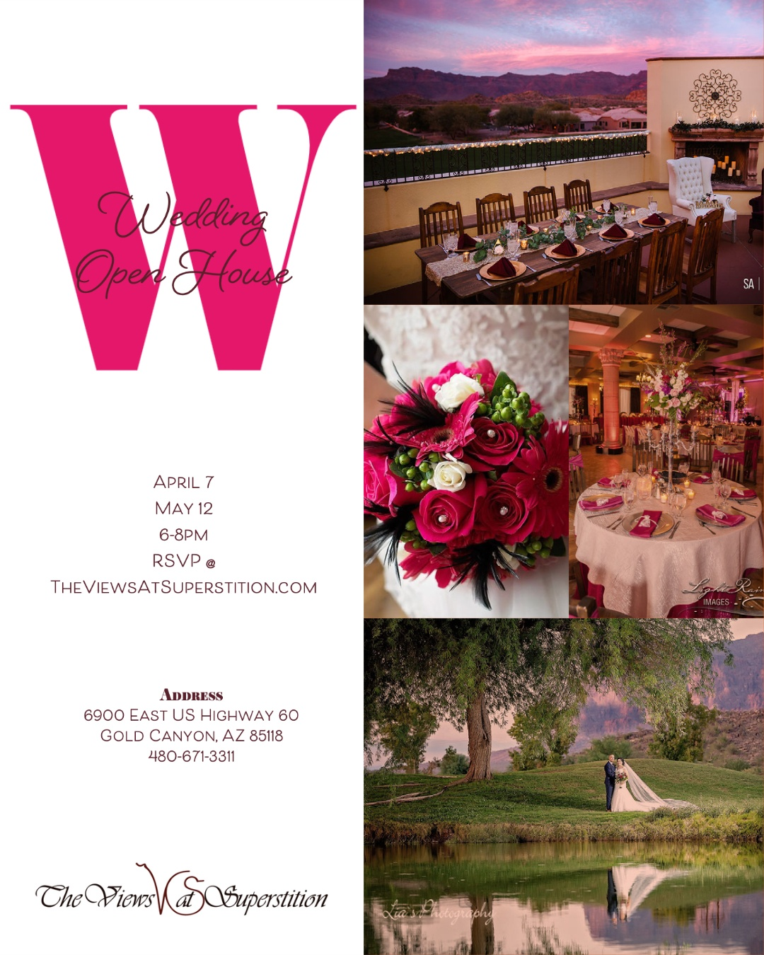Wedding Vendor Open House